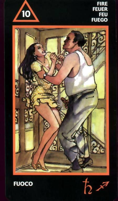 Таро повешенный секс